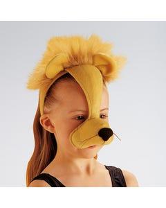 Lion Headband With Sound