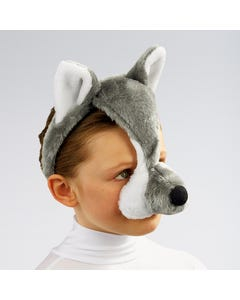 Wolf Headband with Sound