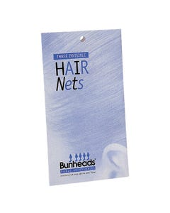 Bunheads Hair Nets - Medium Brown