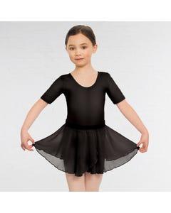 Child Pull On Georgette Skirt