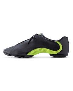 Bloch Amalgam Leather Jazz Sneakers