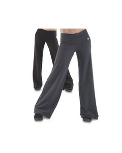 Plume Thick Baggy Trousers