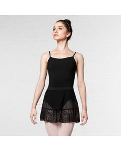 Mirella Lace Trim Skirt