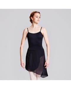 Bloch Maroney Georgette Asymmetrical Skirt