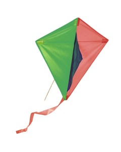 Cutter Kite (Assorted Colours)