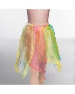 Rainbow Skirt - Child One Size