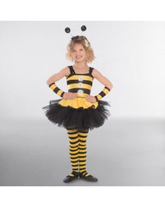 1st Position Bee Dress with Daisies