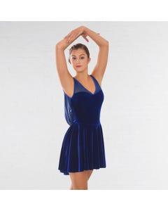 1st Position Velvet and Glitter Lyrical Dress