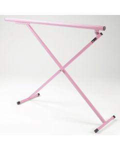 1st Position Portable Ballet Barre Pink