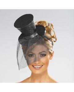 Mini Glitter Top Hat