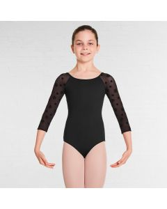 Bloch Nalaia 3/4 Sleeve Leotard