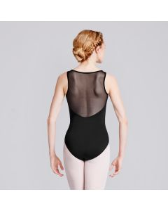 Bloch Briolette Mesh Back Tank Leotard