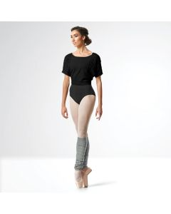 Bloch Mirari Textured Knit Leg Warmers