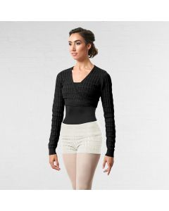 Bloch Venetia Long Sleeve Wrap Top