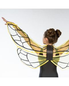 1st Position Bee Glitter Wings