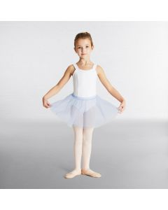 Capezio Double Layer Pull On Skirt