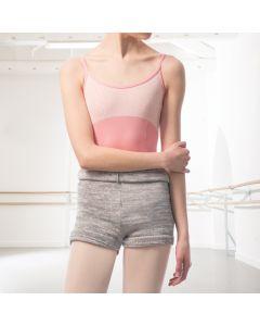 Intermezzo Acrylic Warm-Up Shorts