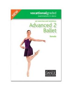 Advanced 2 Female Syllabus Book