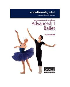 RAD Advanced 1 Male/Female Ballet Word Notes