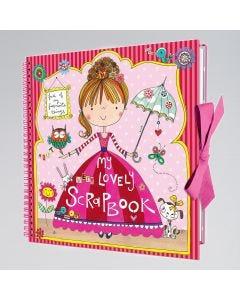 Rachel Ellen Very Lovely Princess Scrapbook
