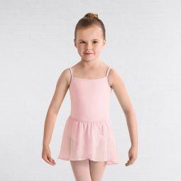 Bloch Georgette Mock Wrap Ballet Skirt