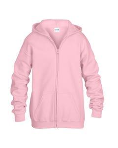 Kids Heavy Blend™ Zip Hooded Sweatshirt