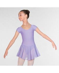 IDTA Preparatory & Primary Ballet Skirted Leotard
