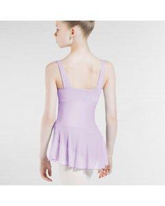 Wear Moi Floral Embossed Ballet Dress