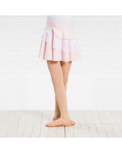 Plume Triple Layered Skirt