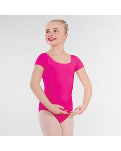 RAD Approved Alice Princess Line Short Sleeved Leotard