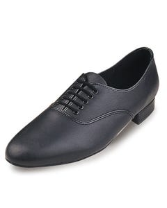 Roch Valley Lbm MenS Oxford Ballroom Leather Shoe 1 inch Heel