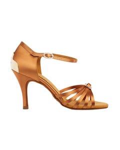Supadance Satin Ladies Latin Sandal