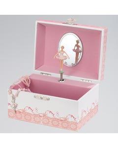 Dulcie Ballet Shoes Musical Jewellery Box