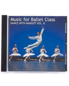 Music for Ballet Class (Dance With Margot Volume 8) CD