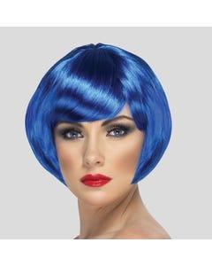 Babe Wig Blue