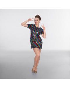 Disco Dress Sequin
